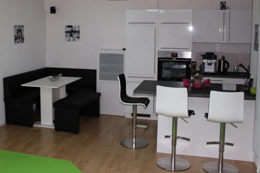 LIMADA Großpflegestelle - Küche
